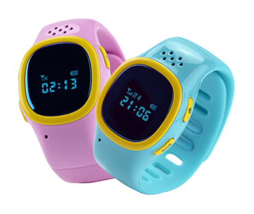 GPS Tracking Digital Watch for Kids