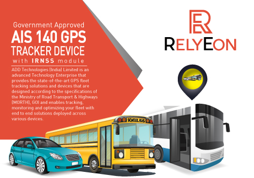 AIS 140 Certified GPS Tracking Devices